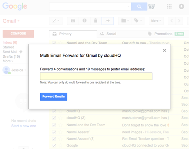Fully Integrated With Gmail